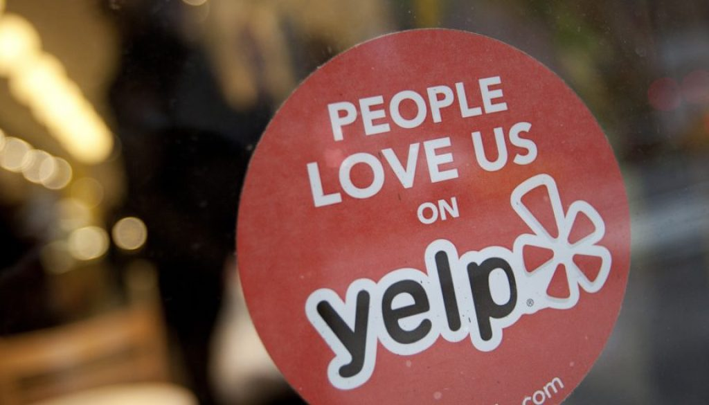 Love it or hate it relationship: Yelp